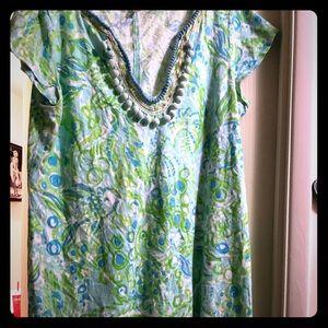 XL Brewster cotton dress